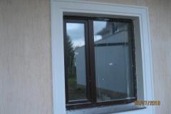 Окно, результаты ремонта центрального входа на 30.07.19