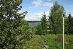 Вид на озеро с 3 сектора, восточная сторона