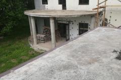 Вид на центральный вход, 1 сектор. (идет ремонт)