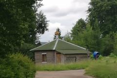 Фото 3 прилегающей территории (Часовня)